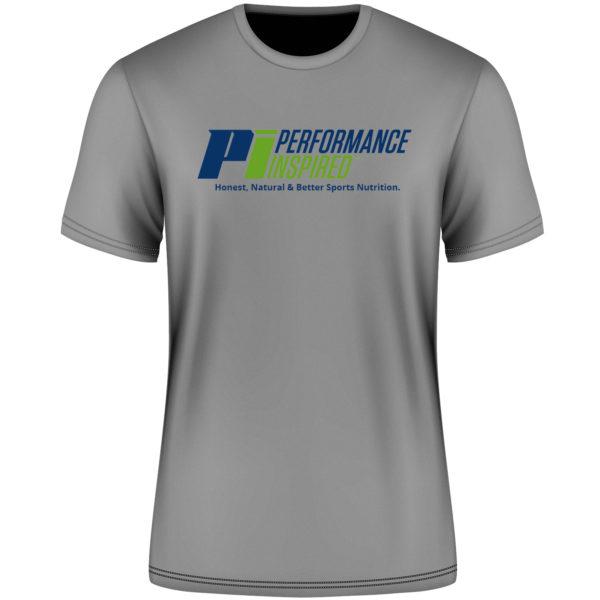 eb6aa8b1 PI Logo T-Shirt (Ring-Spun Cotton) | Performance Inspired Nutrition