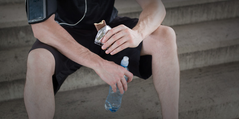 Why You Need To Pack A Protein Bar