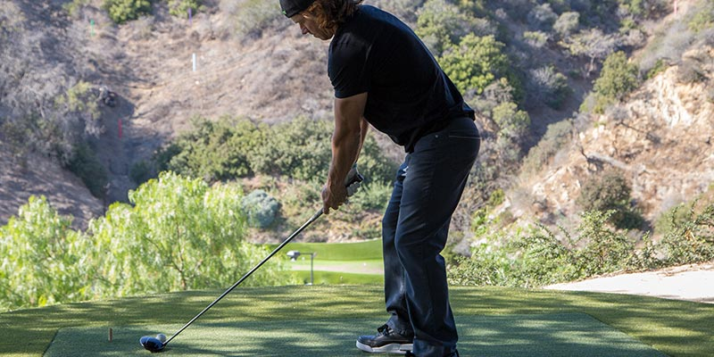 how to work out points in golf