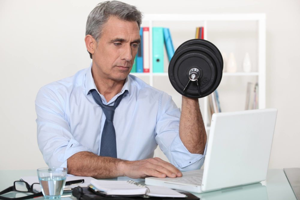 4 Ways to Stay Fit at the Office!