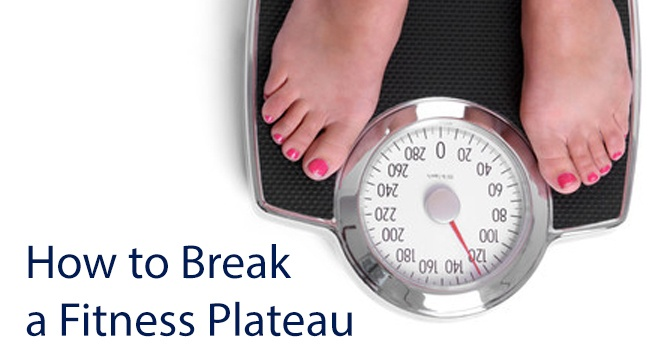 How to Break a Fitness Plateau