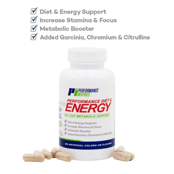 Diet Energy callouts