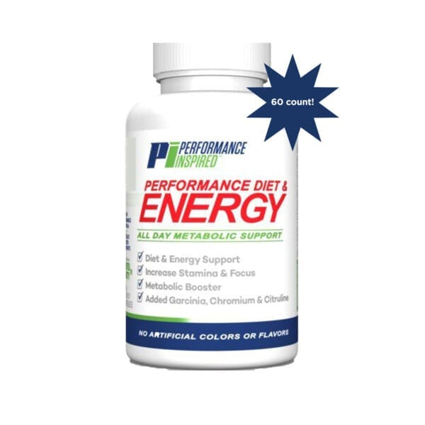 Diet and energy 60 countpsd