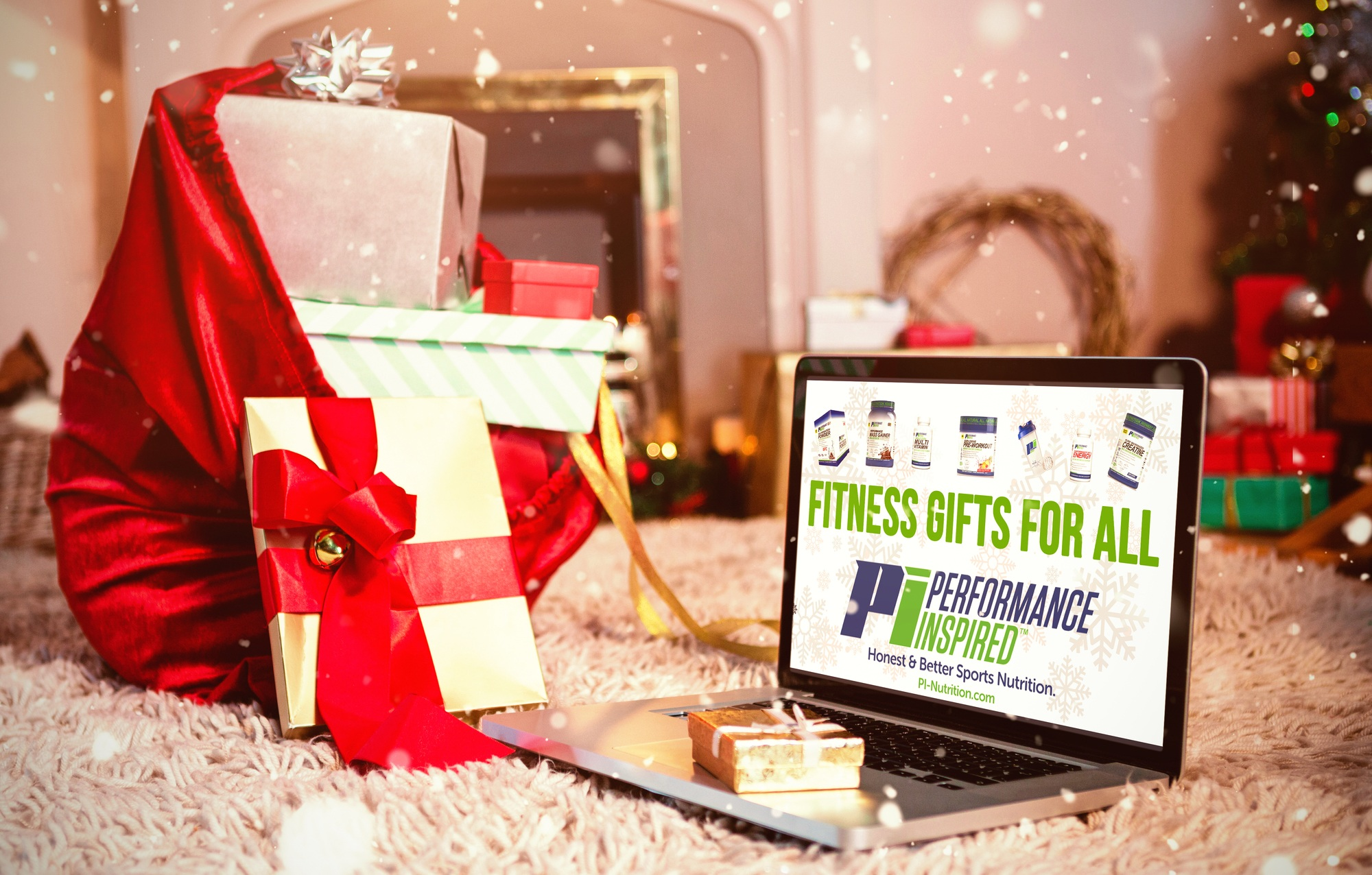 FITNESS GIFTS FOR ALL