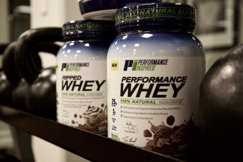 Performance Whey VS Ripped Whey – What's the difference?