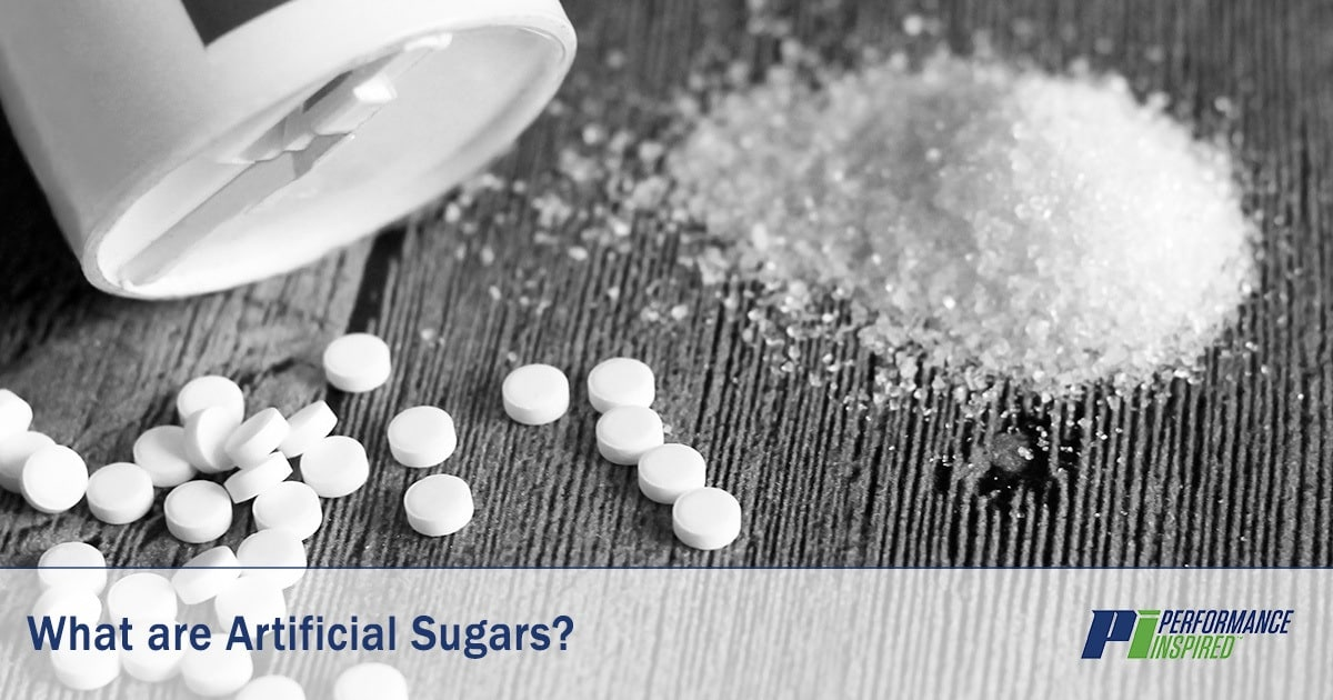 PI Nutrition: Definition of Artificial Sugars