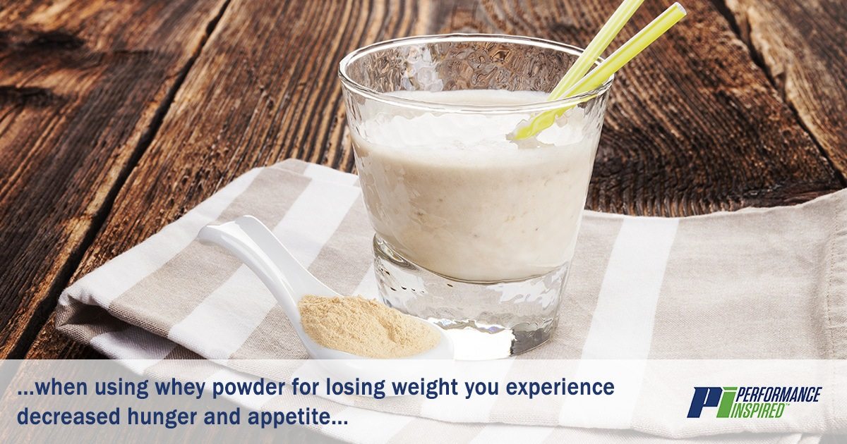 Is Whey Protein Weight Loss Without Exercise Possible Performance