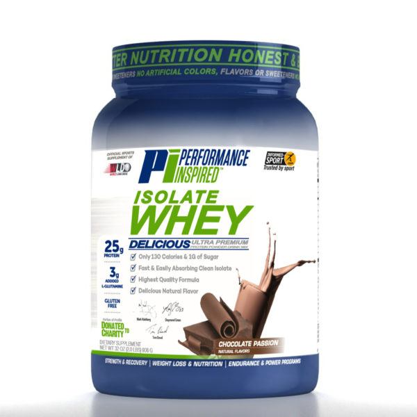 Keto Friendly Chocolate Isolate Whey Powder