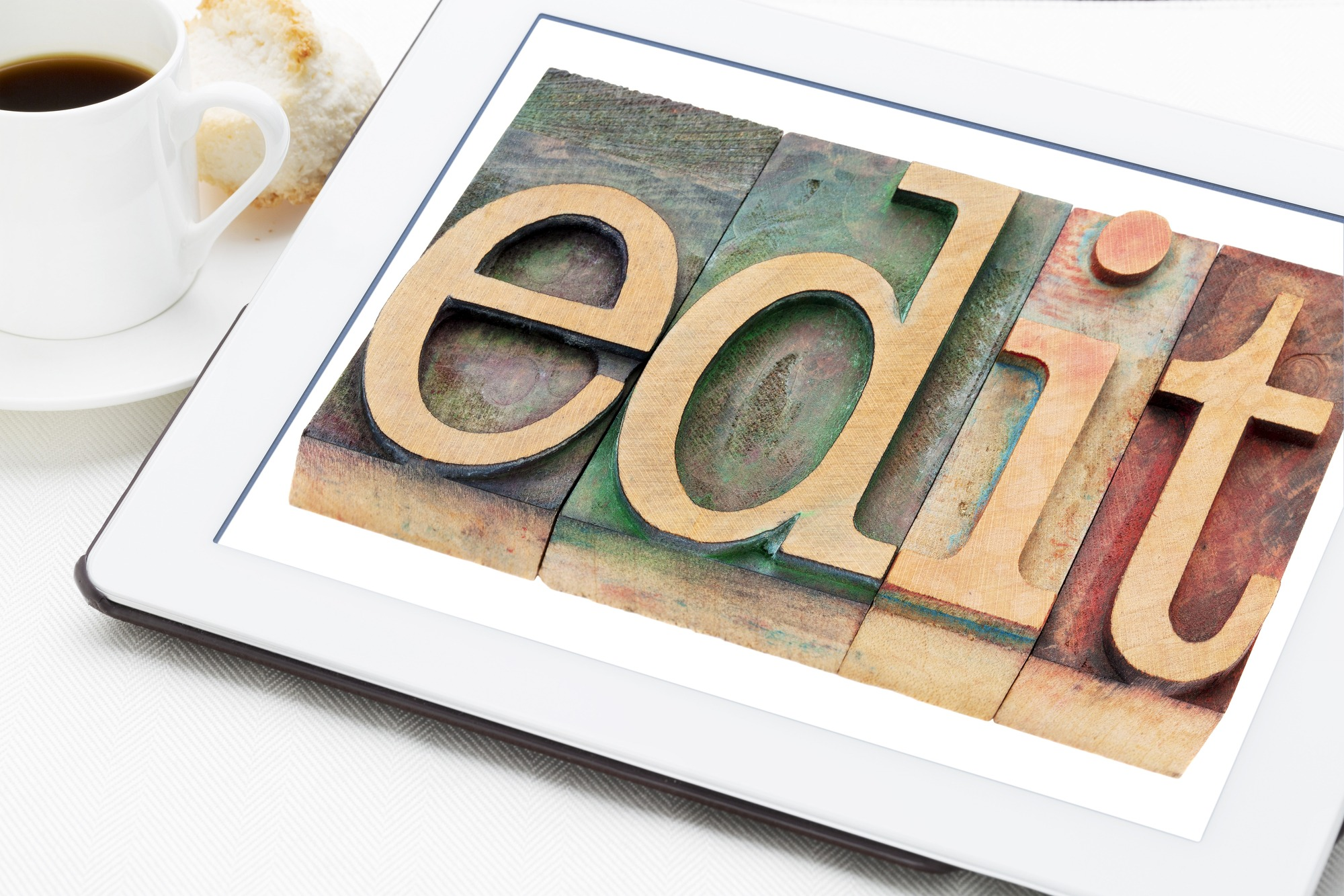 Edit what you eat—don't diet!