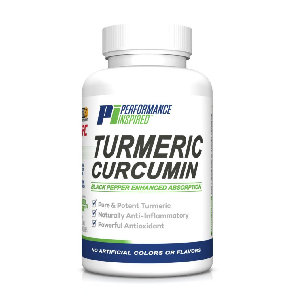 pi nutrition turmeric curcumin supplement