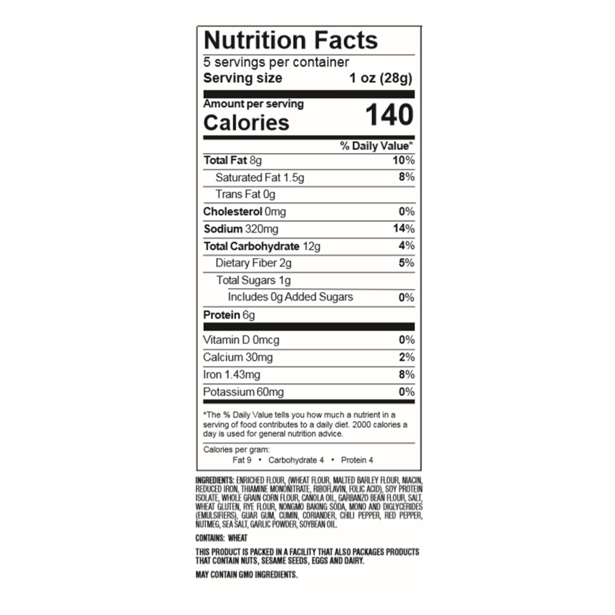 Protein Tortilla Chips: High Protein Keto Friendly ...