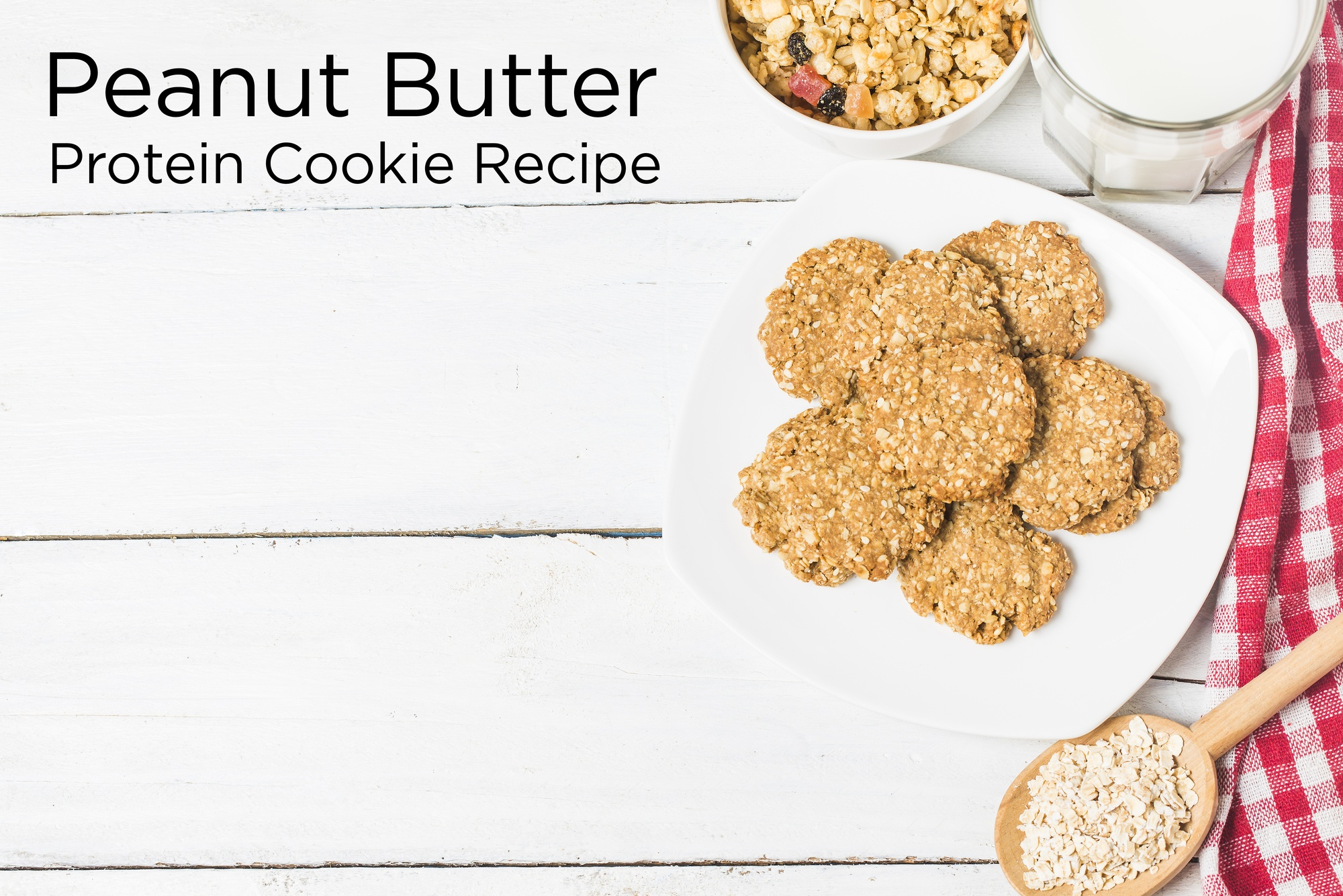 To celebrate National Peanut Butter Cookie Day, PI has the perfect recipe for you!