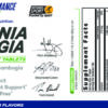 PI Garcinia Cambogia Dietary Supplement Label