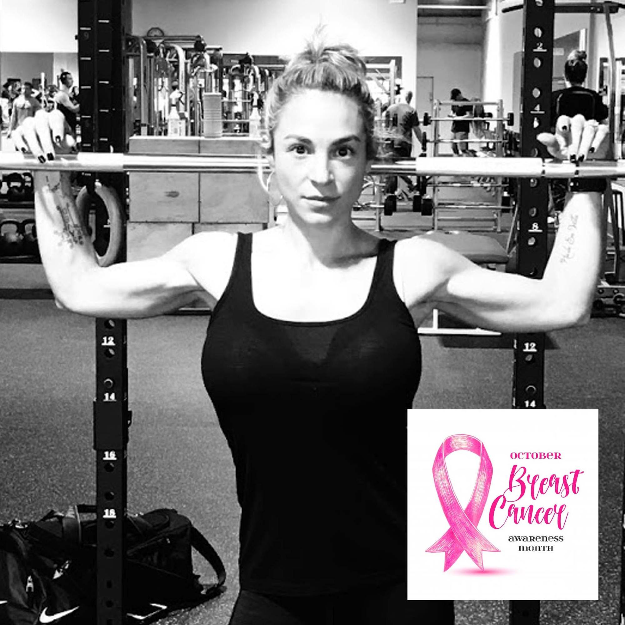 October – BREAST CANCER AWARENESS MONTH by Onica Sinclair