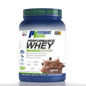 Performance Whey Protein 1