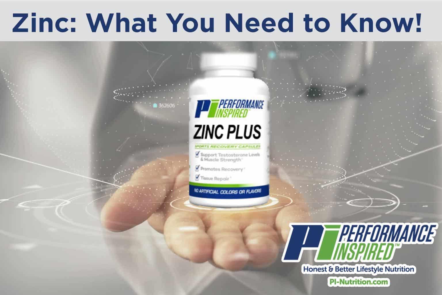 zinc blog