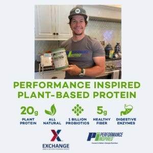 Plant protein ad